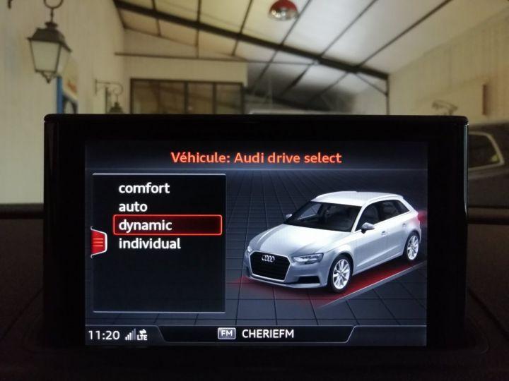 Audi RS3 SPORTBACK 2.5 TFSI 400 CV QUATTRO BVA Noir - 10