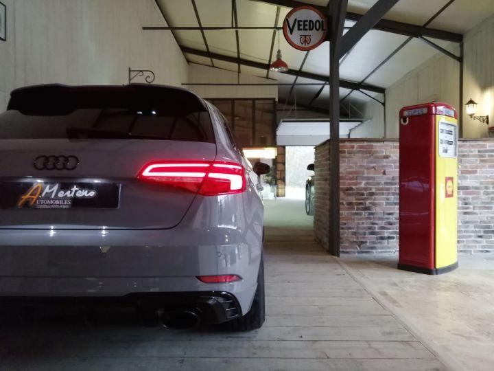 Audi RS3 SPORTBACK 2.5 TFSI 400 CV QUATTRO BVA Noir - 15
