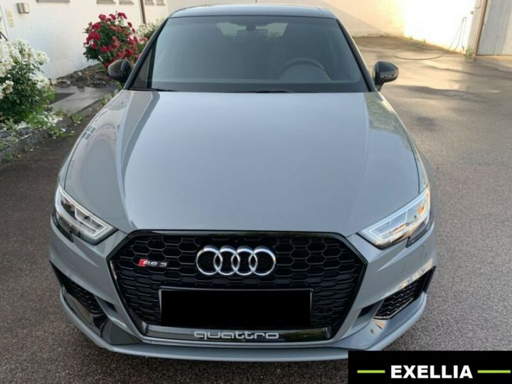 Audi RS3 SPORTBACK 2.5 TFSI 400 S TRONIC  GRIS Occasion - 1