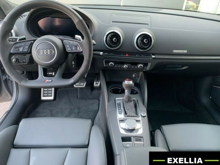 Audi RS3 SPORTBACK 2.5 TFSI 400 S TRONIC  GRIS Occasion - 7