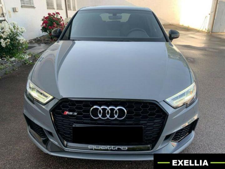 Audi RS3 SPORTBACK 2.5 TFSI 400 S TRONIC  GRIS Occasion - 14