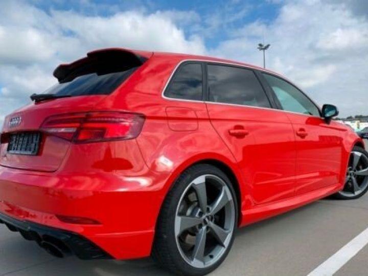Audi RS3 Sportback 2.5 TFSI 400 S tronic 7 Quattro / GPS / CUIR / PHARA LED /  - 2