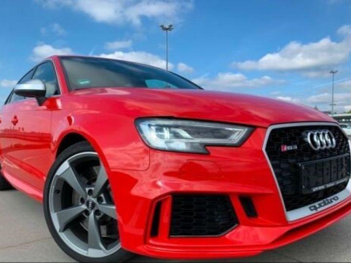 Audi RS3 Sportback 2.5 TFSI 400 S tronic 7 Quattro / GPS / CUIR / PHARA LED /  - 3