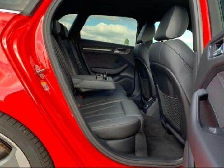 Audi RS3 Sportback 2.5 TFSI 400 S tronic 7 Quattro / GPS / CUIR / PHARA LED /  - 7