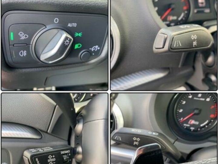 Audi RS3 Sportback 2.5 TFSI 400 S tronic 7 Quattro / GPS / CUIR / PHARA LED /  - 9