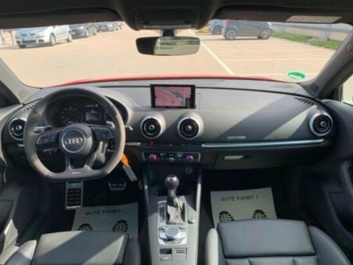 Audi RS3 Sportback 2.5 TFSI 400 S tronic 7 Quattro / GPS / CUIR / PHARA LED /  - 11