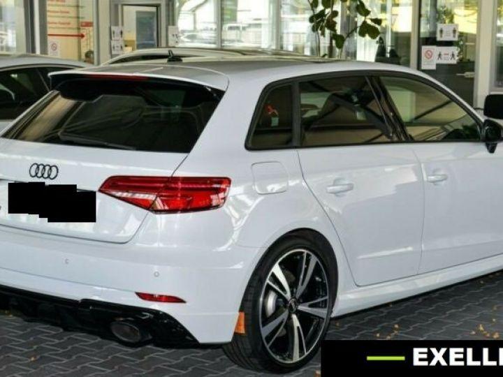 Audi RS3 Sportback 2.5 TFSI Quattro  BLANC PEINTURE METALISE  Occasion - 1
