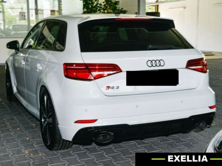 Audi RS3 Sportback 2.5 TFSI Quattro  BLANC PEINTURE METALISE  Occasion - 3