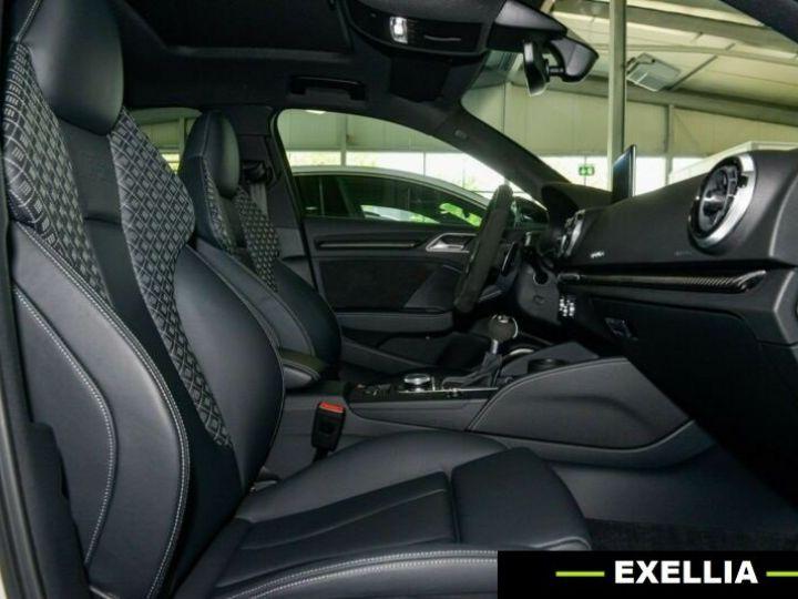 Audi RS3 Sportback 2.5 TFSI Quattro  BLANC PEINTURE METALISE  Occasion - 5