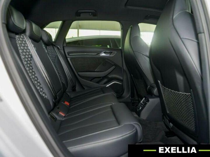 Audi RS3 Sportback 2.5 TFSI Quattro  BLANC PEINTURE METALISE  Occasion - 7