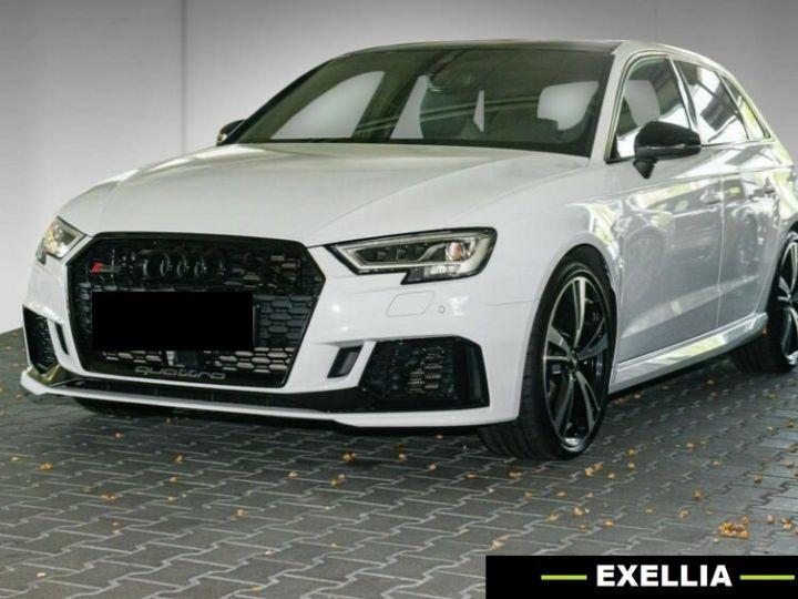 Audi RS3 Sportback 2.5 TFSI Quattro  BLANC PEINTURE METALISE  Occasion - 11