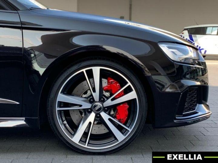 Audi RS3 Sportback 2.5 TFSI Quattro  NOIR PEINTURE METALISE  Occasion - 5