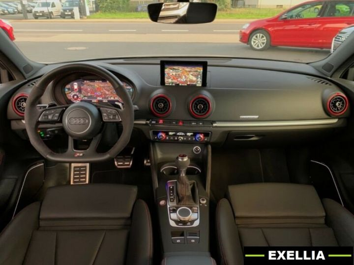 Audi RS3 Sportback 2.5 TFSI Quattro  NOIR PEINTURE METALISE  Occasion - 8
