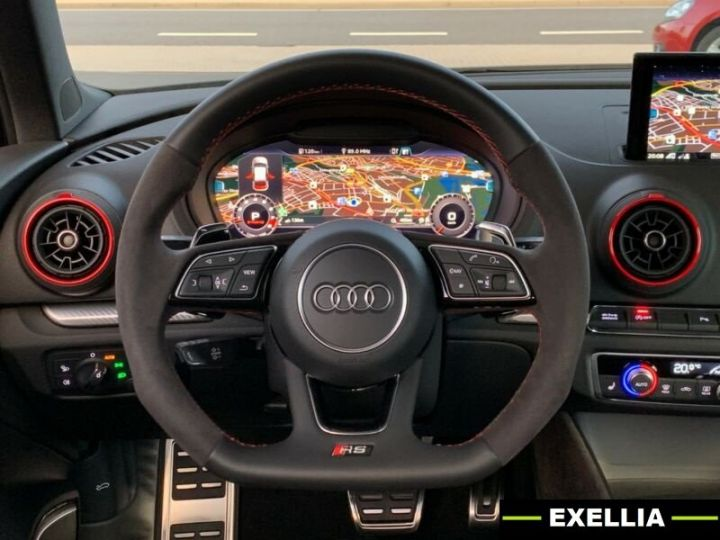 Audi RS3 Sportback 2.5 TFSI Quattro  NOIR PEINTURE METALISE  Occasion - 11