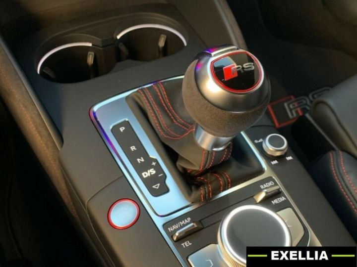 Audi RS3 Sportback 2.5 TFSI Quattro  NOIR PEINTURE METALISE  Occasion - 12
