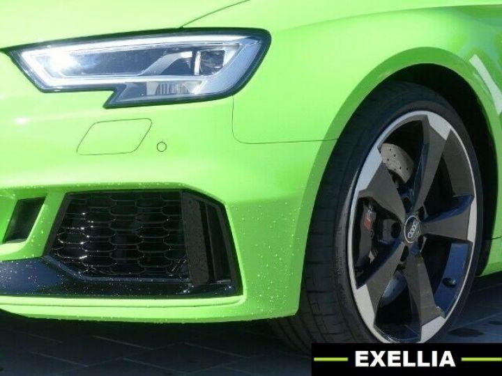 Audi RS3 Sportback 2.5 TFSI Quattro  VERT PEINTURE METALISE Occasion - 3