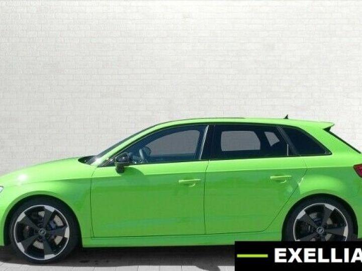 Audi RS3 Sportback 2.5 TFSI Quattro  VERT PEINTURE METALISE Occasion - 4