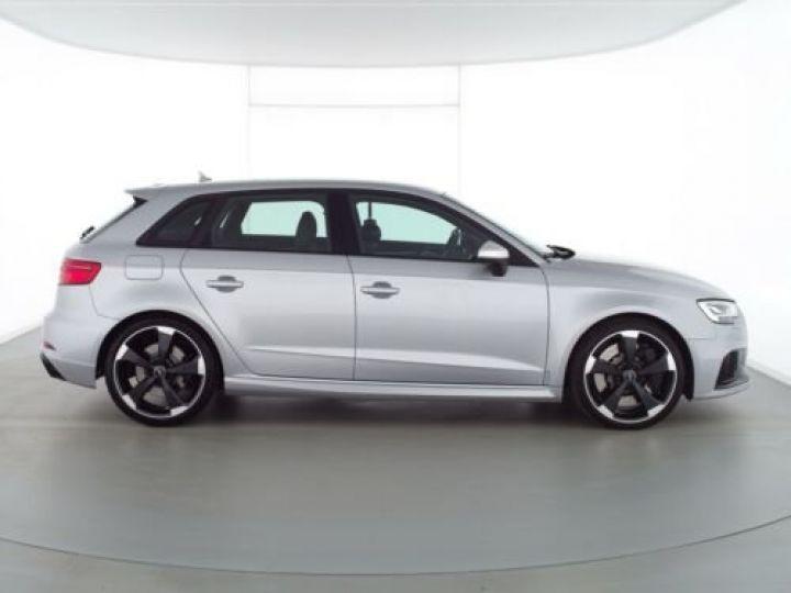 Audi RS3 Sportback 2.5 TFSI quattro I Matrix  Gris métallisée  - 4