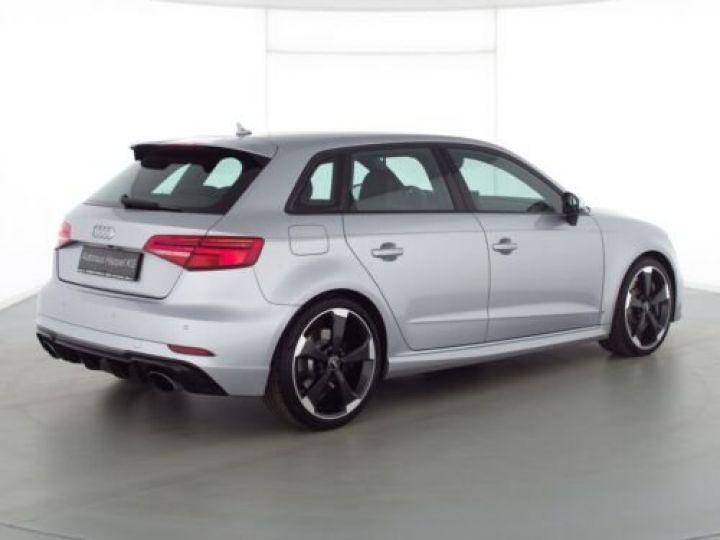 Audi RS3 Sportback 2.5 TFSI quattro I Matrix  Gris métallisée  - 5