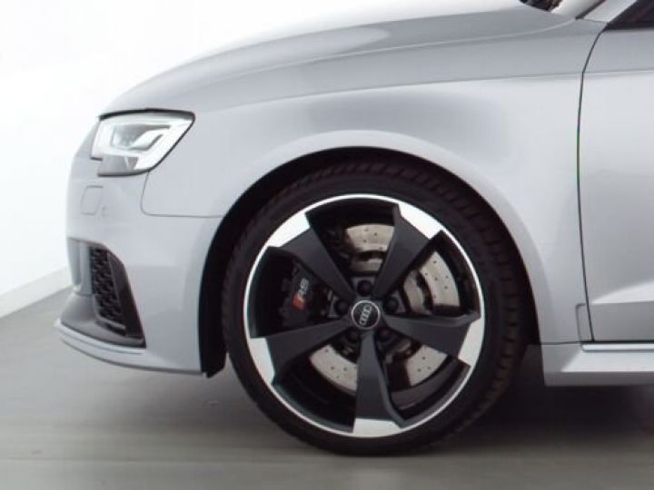 Audi RS3 Sportback 2.5 TFSI quattro I Matrix  Gris métallisée  - 7