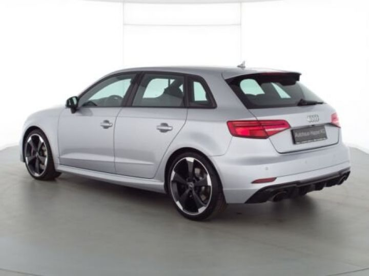 Audi RS3 Sportback 2.5 TFSI quattro I Matrix  Gris métallisée  - 8