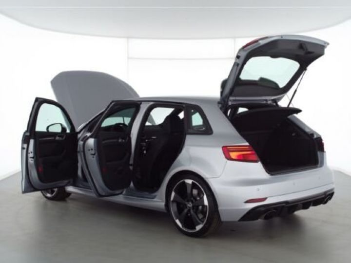 Audi RS3 Sportback 2.5 TFSI quattro I Matrix  Gris métallisée  - 12