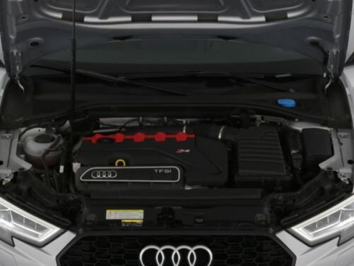 Audi RS3 Sportback 2.5 TFSI quattro I Matrix  Gris métallisée  - 13