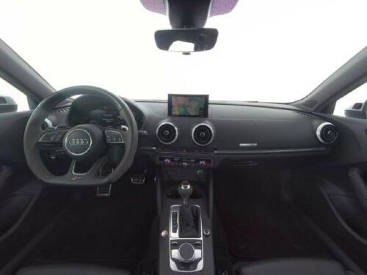 Audi RS3  Sportback 2.5 TFSI quattro I Matrix I V-Max Gris métallisée  - 10