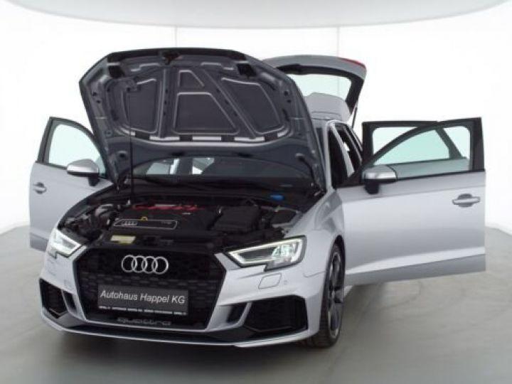 Audi RS3  Sportback 2.5 TFSI quattro I Matrix I V-Max Gris métallisée  - 12