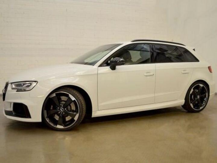 Audi RS3 Sportback 2.5 TFSI quattro S tronic Blanc - 2
