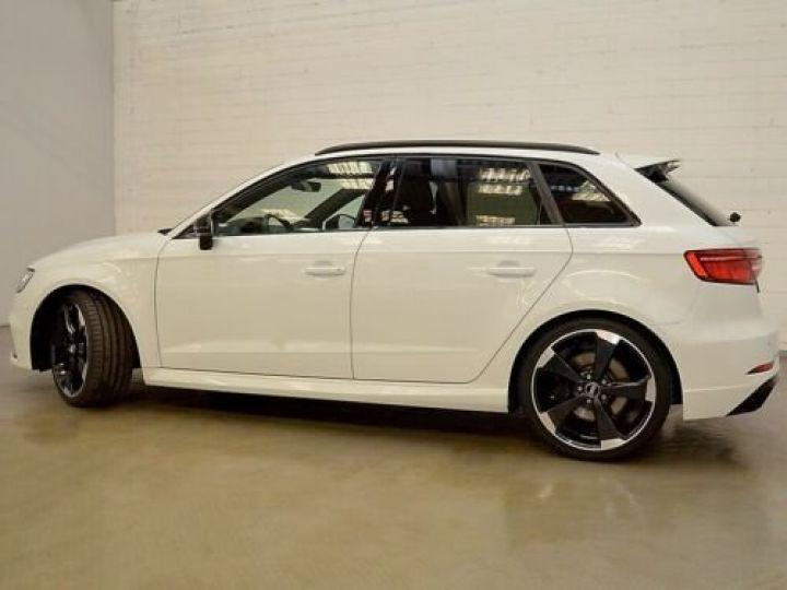 Audi RS3 Sportback 2.5 TFSI quattro S tronic Blanc - 3