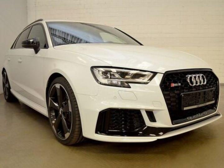 Audi RS3 Sportback 2.5 TFSI quattro S tronic Blanc - 4