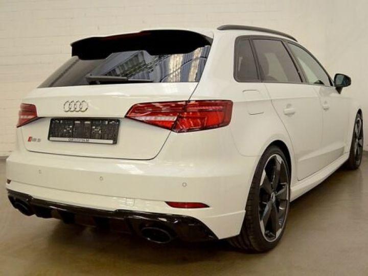 Audi RS3 Sportback 2.5 TFSI quattro S tronic Blanc - 6