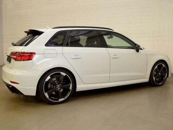 Audi RS3 Sportback 2.5 TFSI quattro S tronic Blanc - 7