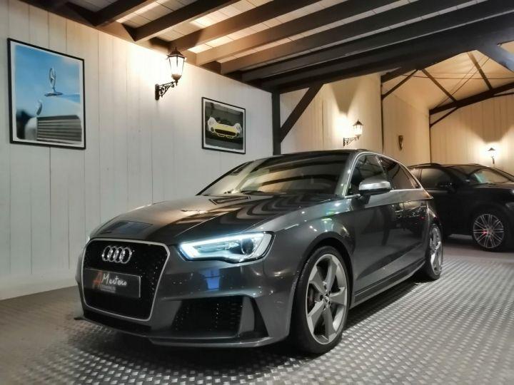 Audi RS3 SPORTBACK ABT 2.5 TFSI 450 CV QUATTRO BVA Gris - 2