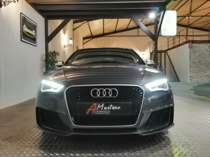Audi RS3 SPORTBACK ABT 2.5 TFSI 450 CV QUATTRO BVA Gris - 3