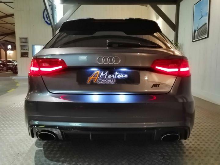 Audi RS3 SPORTBACK ABT 2.5 TFSI 450 CV QUATTRO BVA Gris - 4