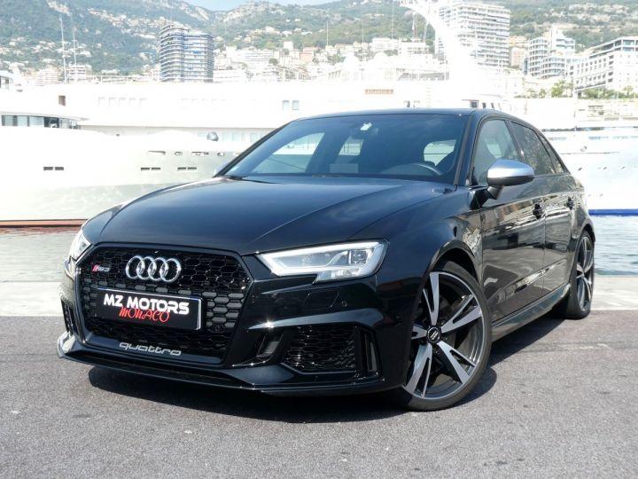 Audi RS3 SPORTBACK II 2.5 TFSI 400 CV QUATTRO S-tronic Noir Mythos Occasion - 3