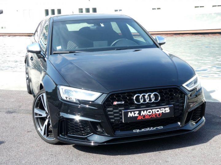 Audi RS3 SPORTBACK II 2.5 TFSI 400 CV QUATTRO S-tronic Noir Mythos Occasion - 7