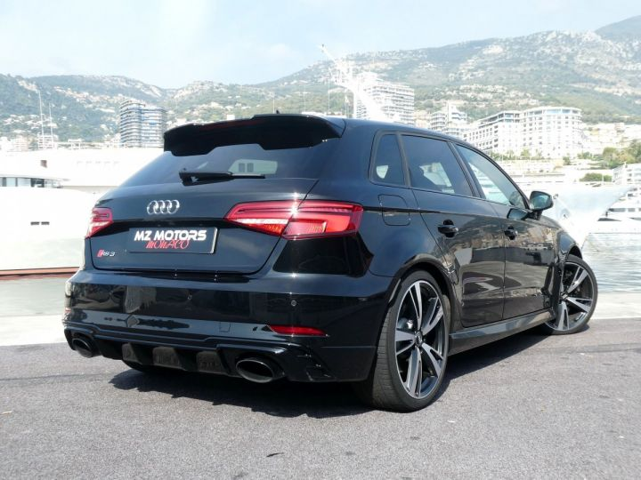 Audi RS3 SPORTBACK II 2.5 TFSI 400 CV QUATTRO S-tronic Noir Mythos Occasion - 11