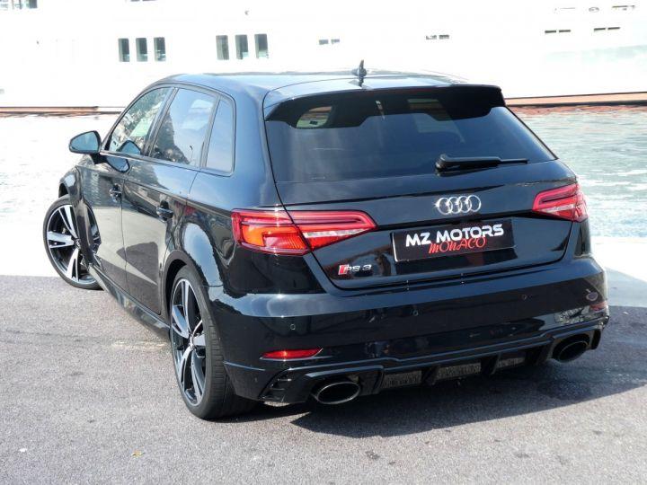 Audi RS3 SPORTBACK II 2.5 TFSI 400 CV QUATTRO S-tronic Noir Mythos Occasion - 14