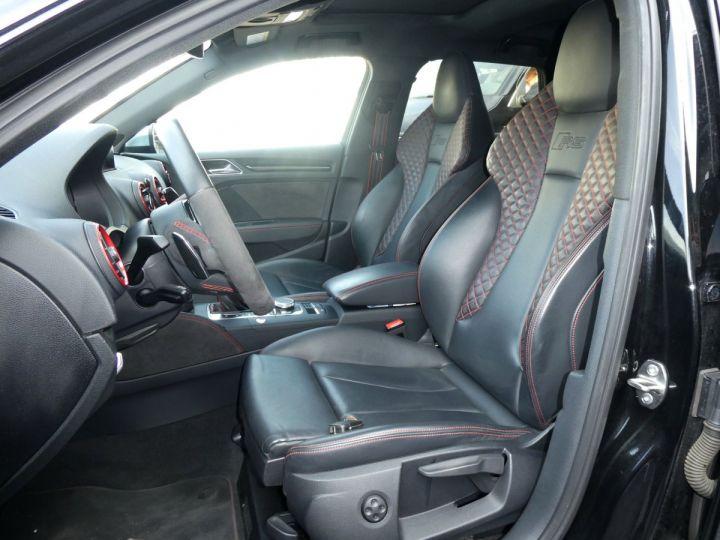 Audi RS3 SPORTBACK II 2.5 TFSI 400 CV QUATTRO S-tronic Noir Mythos Occasion - 16