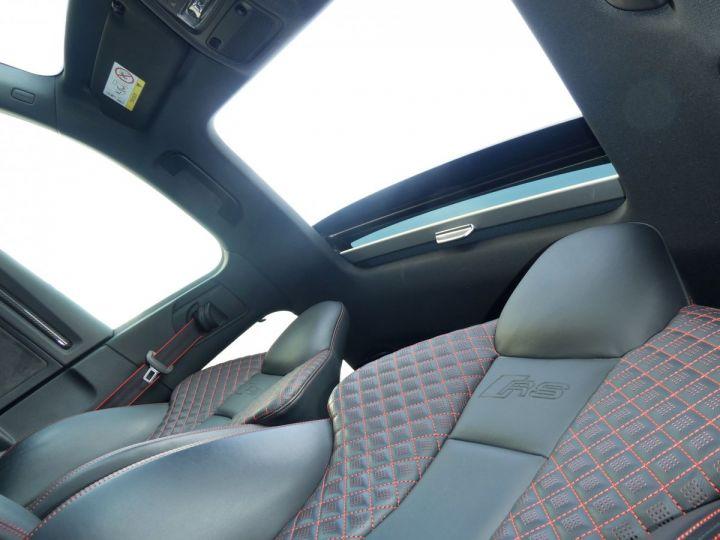 Audi RS3 SPORTBACK II 2.5 TFSI 400 CV QUATTRO S-tronic Noir Mythos Occasion - 17