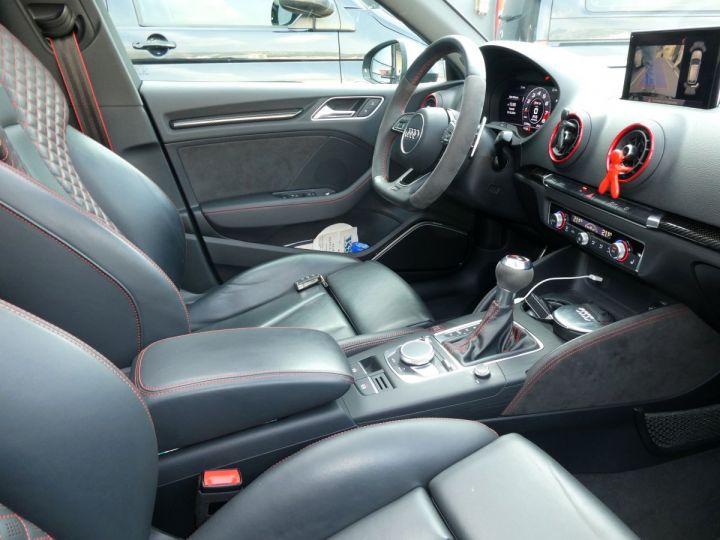 Audi RS3 SPORTBACK II 2.5 TFSI 400 CV QUATTRO S-tronic Noir Mythos Occasion - 20
