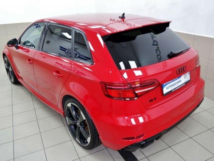 Audi RS3 sportback * malus inclus *  rouge - 1
