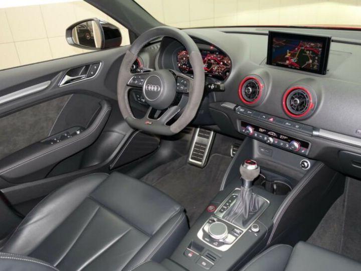 Audi RS3 sportback * malus inclus *  rouge - 3