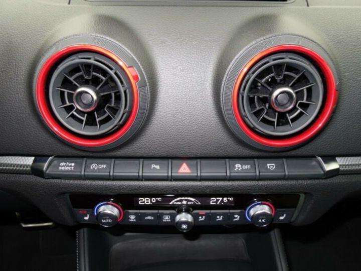 Audi RS3 sportback * malus inclus *  rouge - 8