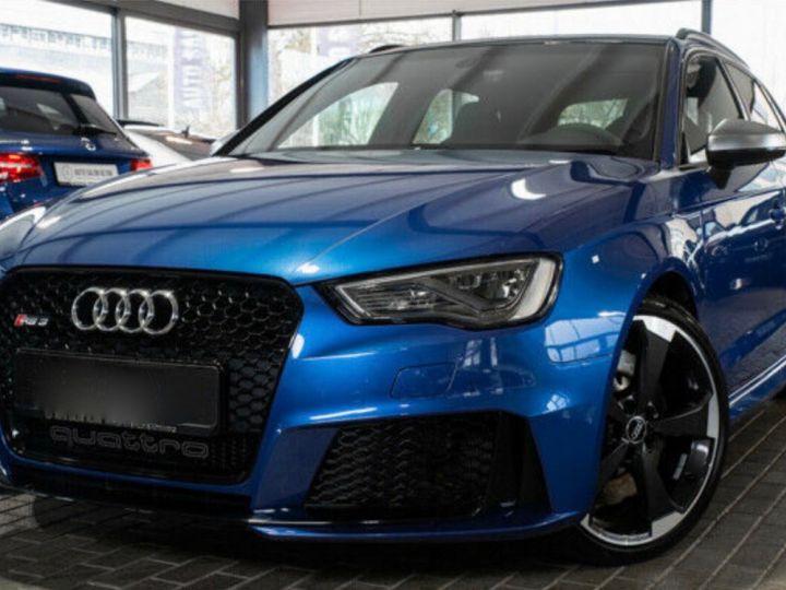 Audi RS3 SPORTBACK QUATTRO 2.5 TFSI  Bleu Sepang effet nacré - 1