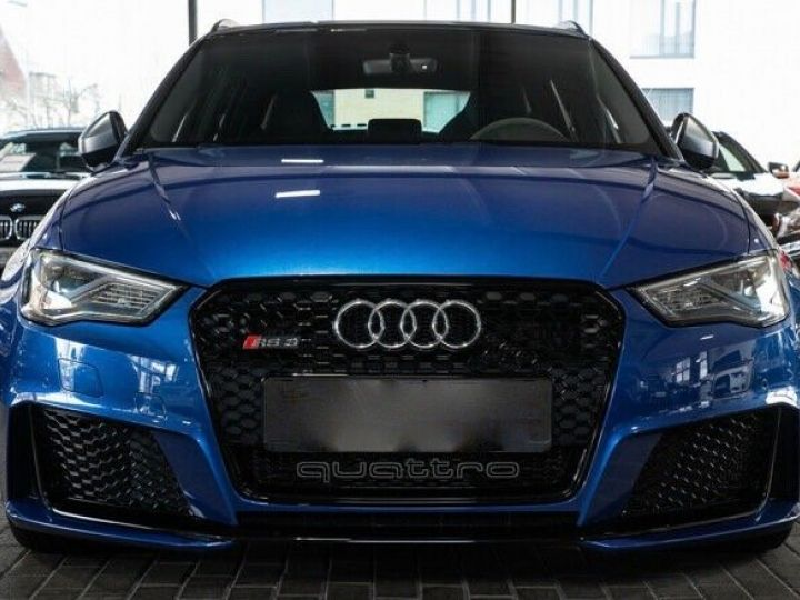 Audi RS3 SPORTBACK QUATTRO 2.5 TFSI  Bleu Sepang effet nacré - 2