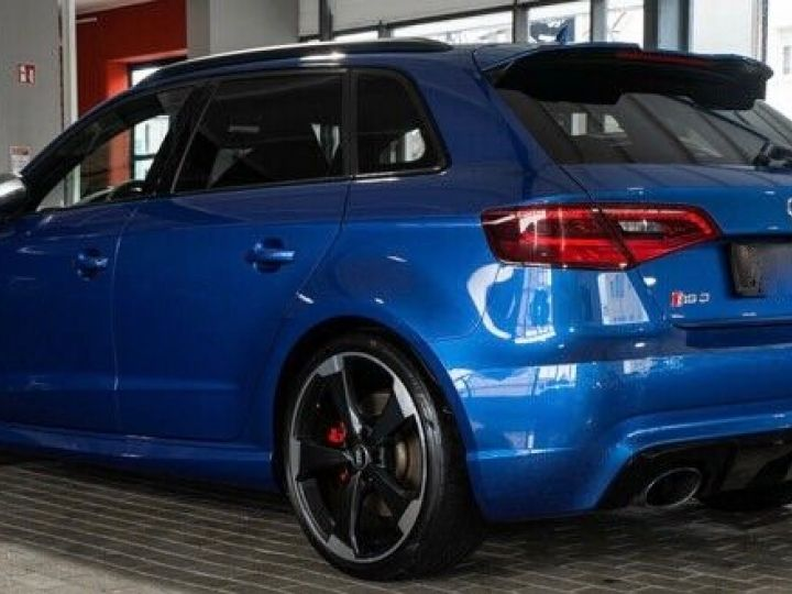Audi RS3 SPORTBACK QUATTRO 2.5 TFSI  Bleu Sepang effet nacré - 3
